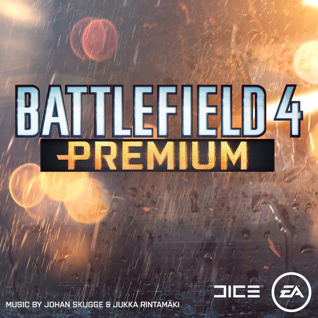 Battlefield 4 (Premium Edition) Albumcover