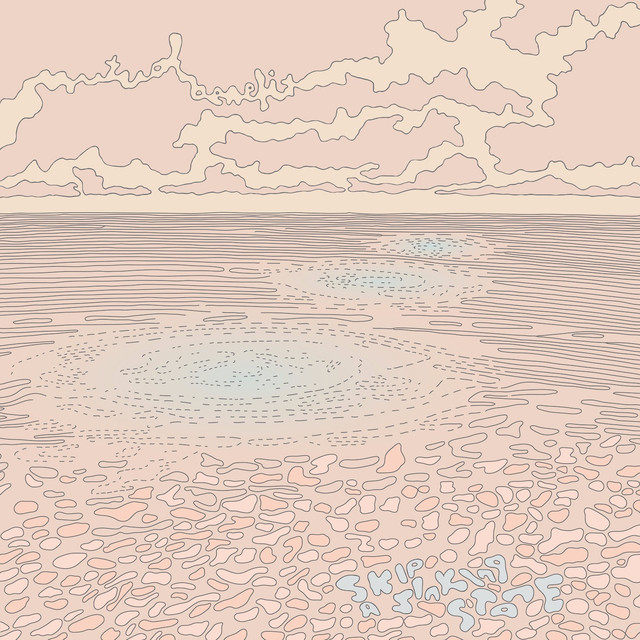 Album cover for Skip a Sinking Stone by Mutual Benefit