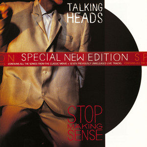Stop Making Sense album