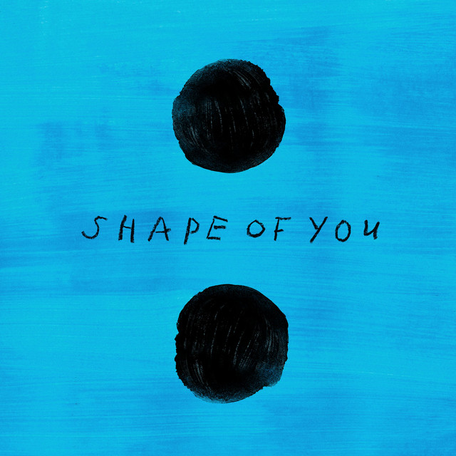 Musik Album 'Shape of You'