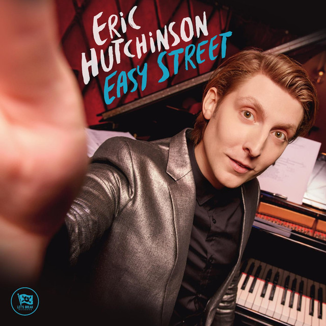 Album cover for Easy Street by Eric Hutchinson