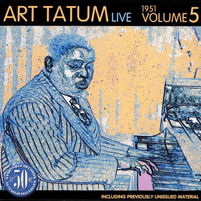 Art Tatum Live 1951 Vol. 5 album cover