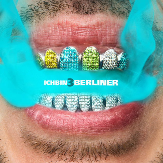 Album cover for Ich bin 3 Berliner by Ufo361