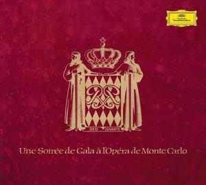 Gala Evening at the Monte Carlo Opera Albümü
