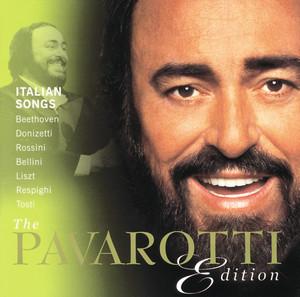 The Pavarotti Edition, Vol.9: Italian songs Albumcover