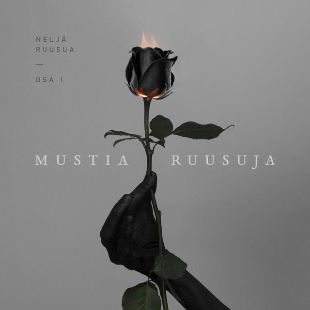 Mustia ruusuja, osa I - EP