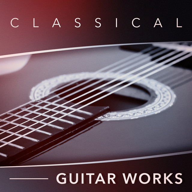 Classical Guitar Works Albumcover
