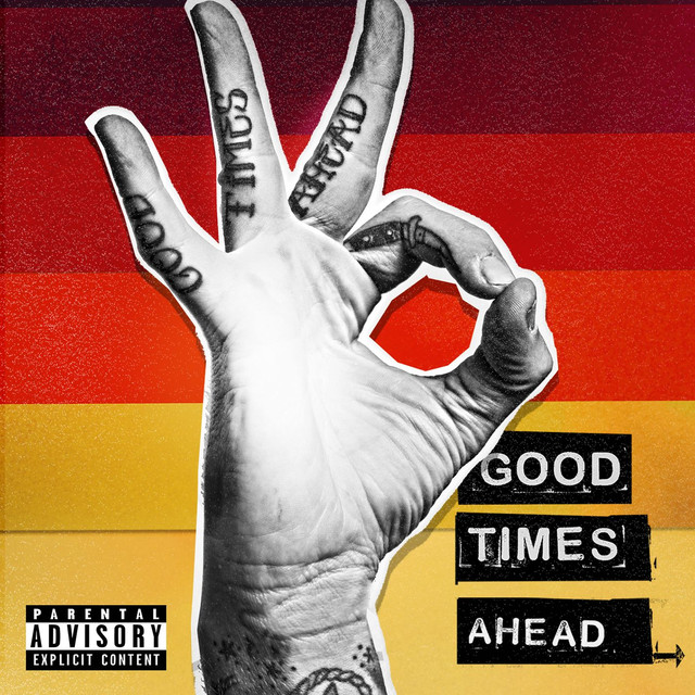 Album cover for Good Times Ahead by GTA
