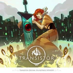 Transistor Original Soundtrack Extended Albumcover