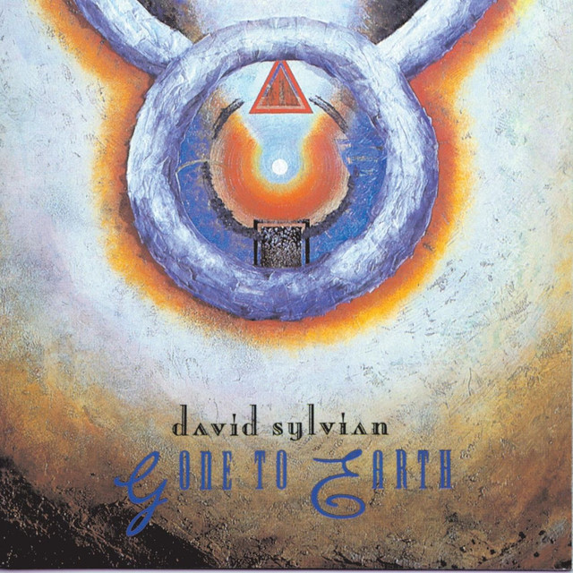 David Sylvian Gone to Earth album cover