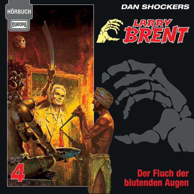 Hörbuch 04 - Der Fluch der blutenden Augen Cover