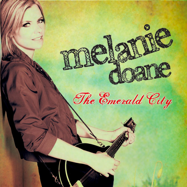 Melanie Doane The Emerald City album cover