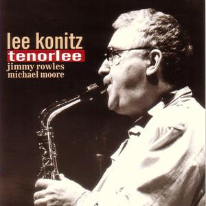 Lee Konitz Thanks for Memory cover