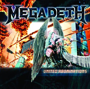 United Abominations Albumcover