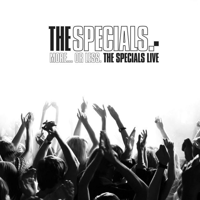 The Specials More... Or Less: The Specials Live album cover