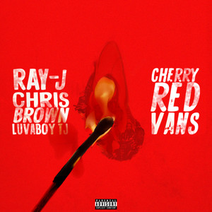 Cherry Red Vans