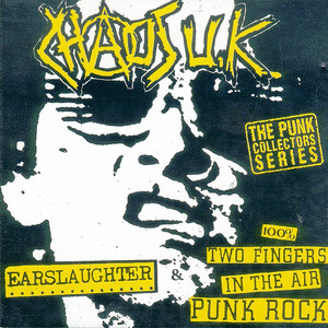100% Two Fingers in the Air Punk Rock album