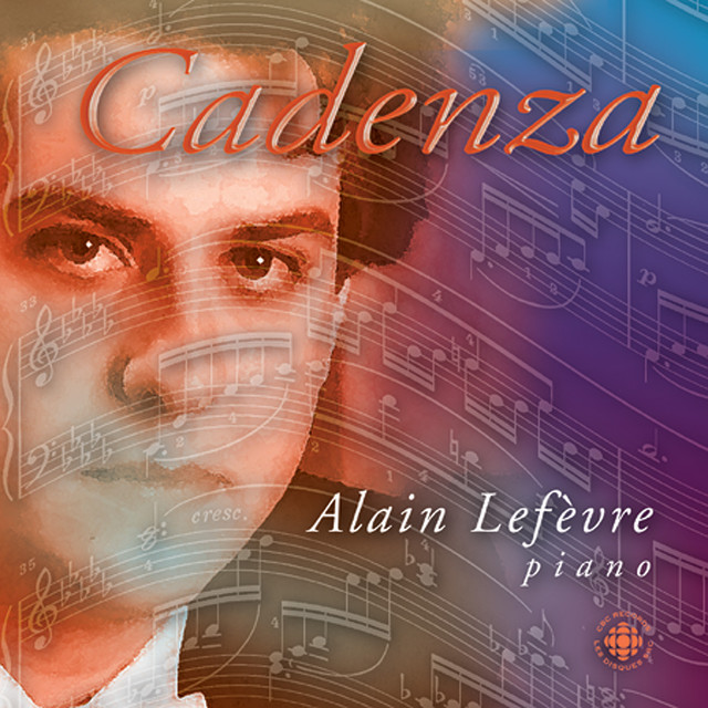 Cadenza - Three Centuries of Keyboard Music Albumcover