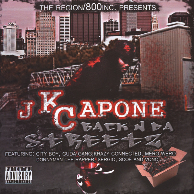 Back in the Streets Mixtape, vol  1 by Jay Kcapone on Spotify