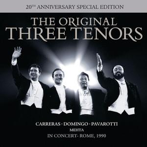 The Three Tenors - In Concert - 20th Anniversary Edition Albümü