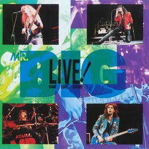 Live! Raw Like Sushi album