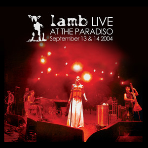 Live at The Paradiso (2004) Albumcover