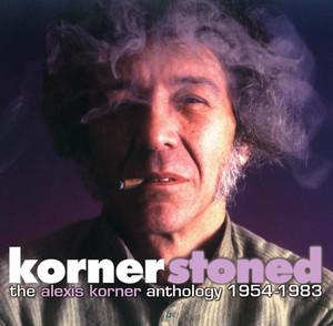 Kornerstoned - The Alexis Korner Anthology 1954-1983 (Selected Works) album
