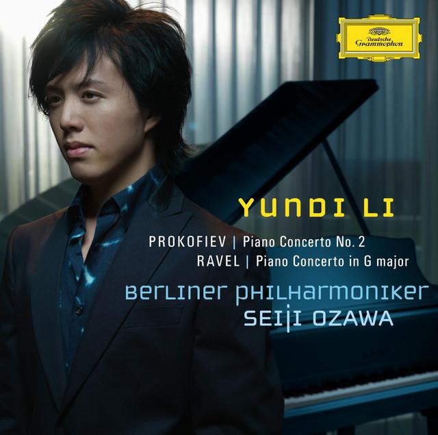 Prokofiev: Piano Concerto No. 2 in G minor, Op.16, Ravel: Piano Concerto in G major