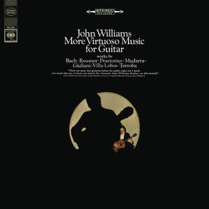 John Williams - More Virtuoso Music for Guitar album