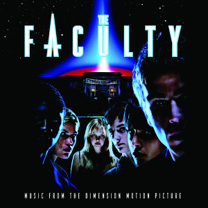 The Faculty (Music From The Dimension Motion Picture) Albumcover