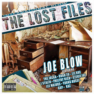 International Blow - The Lost Files Albümü