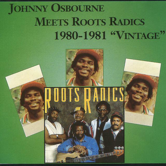 """Meets Roots Radics: 1980-1981 - """"Vintage"""""""