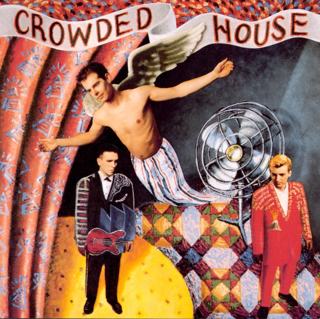 Image result for crowded house don't dream it's over pic