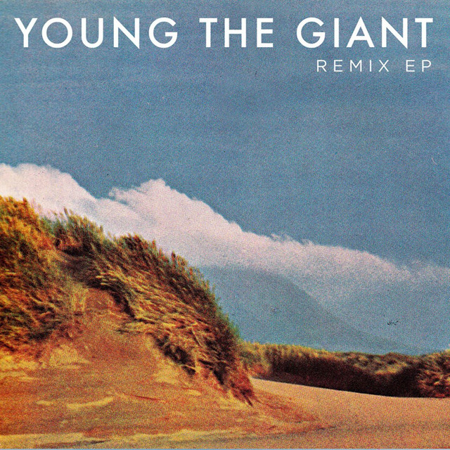 Young the Giant Remixes album cover
