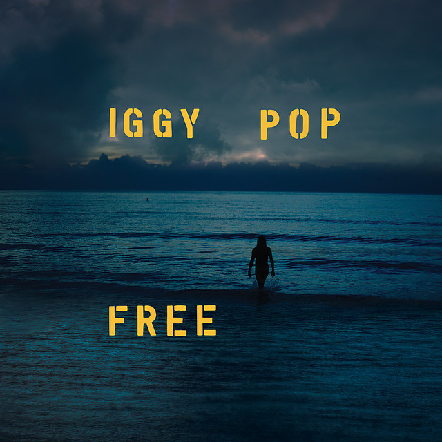 Album cover for Free by Iggy Pop