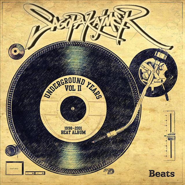 Underground Years Vol.2 (1998-2001 Beat Album)