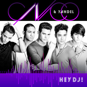CNCO, Yandel Hey DJ cover