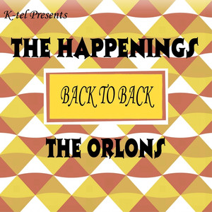 Back To Back - The Happenings & The Orlons album