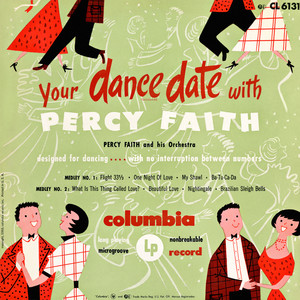 Your Dance Date With Percy Faith album