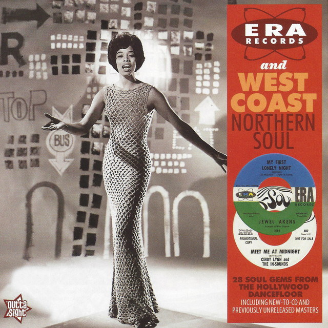 ERA Records - West Coast Northern Soul by Various Artists on