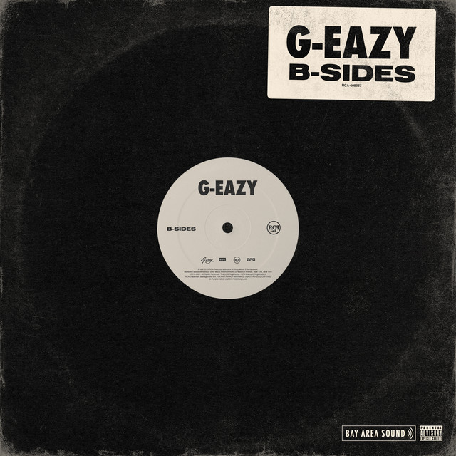 Album cover for B-Sides by G-Eazy