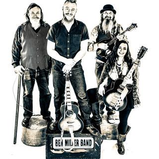 Výsledek obrázku pro Ben Miller Band