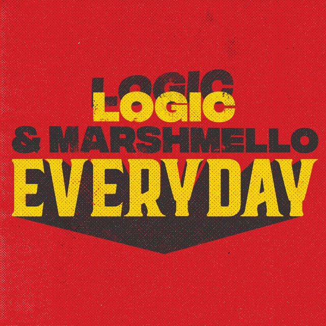 Logic, Marshmello Everyday album cover