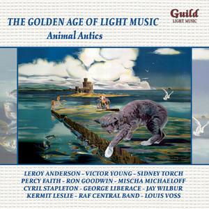 The Golden Age of Light Music: Animal Antics album