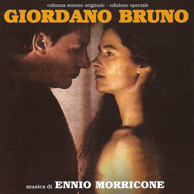 Giordano Bruno (Original Motion Picture Soundtrack) [Remastered] Albumcover