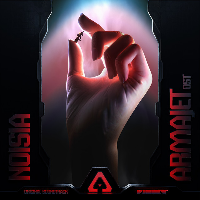 Armajet (Original Game Soundtrack) Image