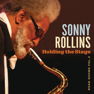 Sonny Rollins, The Modern Jazz Quartet In a Sentimental Mood cover