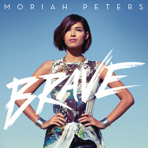 Moriah Peters Andy Mineo Brave cover