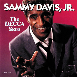 Sammy Davis Jr. Something's Gotta Give cover