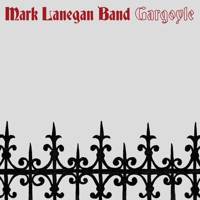 Album cover for Gargoyle by Mark Lanegan
